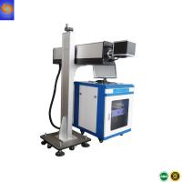 China Automatic Online Flying RF CO2 Laser Marker , Marking Laser Machines Stable Performance on sale