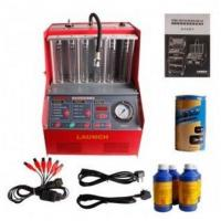 China Ultrasonic Tester Fuel Injector Cleaner Machine For BMW / Volkswagen / Benz wholesale
