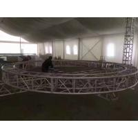 Heavy Duty Aluminum Roof Truss System WIth PVC Material Roof Tent