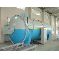 China Automatic Laminated Vulcanizing Autoclave Industrial Φ3m , High Efficiency wholesale