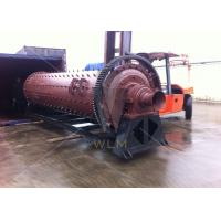 China 55kw Steel Grinding Ball Mill 32.4 r / min , dry grinding ball mill on sale