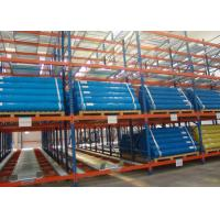 China Low Price Adjustable Carton Flow Rack Warehouse Shelving Unit wholesale