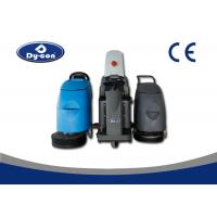 China Solution Tank Electric Floor Scrubbers Machine With Emergency Stop Protection wholesale