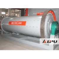 China Professional Gold Industrial Ball Mill For Wet / Dry Grinding 110kw wholesale