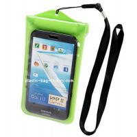 Swimming Waterproof Phone Wallet , Underwater Phone Case For Samsung Galaxy