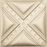 Buy cheap Carved Embossed 3d Faux Pu Leather Wall Panel for inside decoration, D-004 product