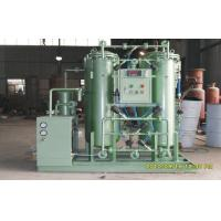 China Small PSA Oxygen Generator With Cylinder , Industrial Oxygen / Nitrogen Gas Plant suppliers