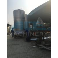 China Food Grade Sanitary Stainless Steel Beer Conical Fermenter (ACE-FJG-J9) wholesale