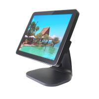 China Windows Or Linux OS Pos Computer System 12 Inch Fanless Design Lcd Monitor wholesale