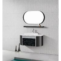 China Stainless Steel Bathroom Cabinet (F-3137) wholesale