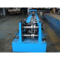 China C Z Purlin Interchangeable Steel Rolling Machine / Metal Roll Forming Machine In Warehouse Building wholesale