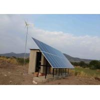 China Professional Quiet Personal Wind Power Generator 1.5KW 48V 110V For University on sale