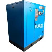 China 3 phase 10hp 7.5KW 0.8mpa electric motor direct driven screw air compressor wholesale