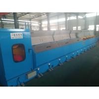 China Easy To Operate 30 DWT Fine Copper Wire Drawing Making Machine With Online Annealer wholesale