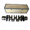 China Alloy Engine Parts Crankshaft / Cast Iron Crankshaft For ISUZU 4HF1 Forklift Engine wholesale