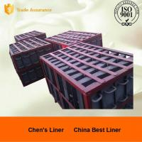 China Cr - Mo Alloy Steel Castings Lifter Bars for Mining Industry , Hardness HRC33-43 wholesale