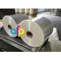 "Quality Flexible Packaging BOPP Heat Sealable Film , 3"" Core BOPP Transparent Film for sale"