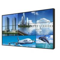 Buy cheap 46 inch FHD 4K LCD Display , Multi Screen Video Wall Support Video / Audio / from wholesalers
