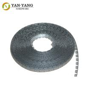 China Furniture hardware metal tack strip for sofa edge banding upholstery curve tack strip wholesale