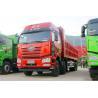 China FAW J6P Lhd Heavy Duty Dump Truck 8*4 Low Tipper Rigid Capacity / 40 Ton Dumper wholesale