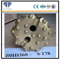 High Performance DTH Drilling Tools 178mm Dia 6 Inch DHD360 Button Bit