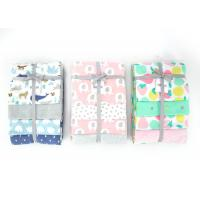 """Multi Use Endurable Soft Baby Blankets Woven 100 Percent Cotton 30X40"""""""