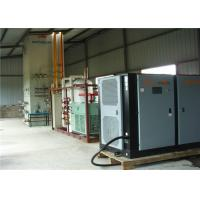 China Skid Mounted Liquid Air Separation Eqipment / Cryogenic Oxygen Production Plant wholesale