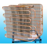 Buy cheap 0.7mm Copper Coated Cold Refrigeration Evaporators Bending from wholesalers