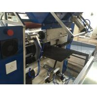 China High Precision Supermarkek Plastic Film Slitting And Rewinding Machine 3kw wholesale