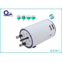 China Detachable Fuse Protection USB Travel Adapter And Converter With Led Light wholesale