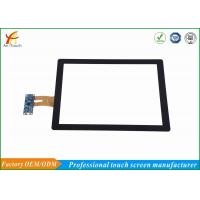 China Custom 15 Inch Projective Touch Screen Panel GG Structure For POS Machine wholesale