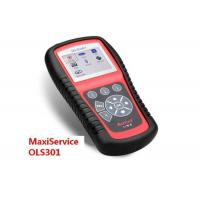 Quality Online Update Autel Diagnostic Scanner MaxiService OLS301 Oil Light And Service for sale