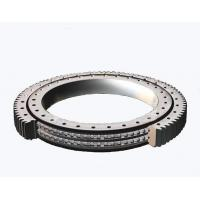 China High Precision Cross Roller Bearing Without Gear Teeth , VU140179 Slewing Ring Turntable  wholesale