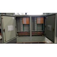 Buy cheap Bundle Cable Cross Connect Cabinet / Power Distribution Cabinet from wholesalers