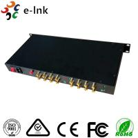China 16 Channel 1080P Video Signal HD multi-media System SDI to Fiber Optic Converter wholesale