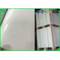 China Smooth 80gsm 90gsm C1s Art Paper High Glossy With Hot Melt Glue on sale