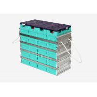 China Lithium Ion Battery For Solar System 100Ah Low Self Discharge Explosion Proof wholesale