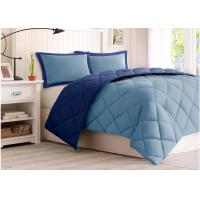 China Customized Warm Hotel Collection Down Comforter Machine Quilting With Different Size wholesale