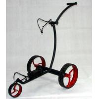 China 2011 Travel ,Compact Stainless Steel Electric Golf Trolley wholesale