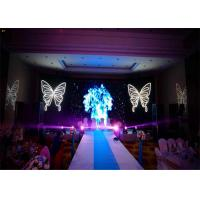 China HD Seamless indoor led display screen For Events , 64 x 64 Dots LED Stage Panels wholesale