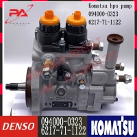 China Diesel fuel engine pump 094000-0323 for HINO OE 6217-71-1122 with high pressure common rail system on sale