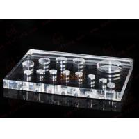China Customized Clear Acrylic Display Holders Widely Used In Exhibition wholesale