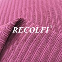 China Sun Resistant Nylon 190GSM Lycra Fabric Ribbed Swimwear wholesale
