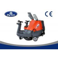 China CE Certificated Ride On Auto Floor Scrubber Machine , Tile Cleaning Machine wholesale
