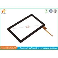 China Android Pos Touch Panel , 5 Point Capacitive Touch Screen 10.1 Inch I2C Interface wholesale