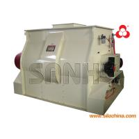 China High production efficiency horizontal feed mixing machine for cattle feed processing machinery on sale