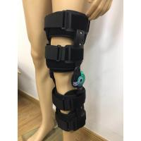China KN -07 Telescope Orthotic Knee Brace Black Color Post Op OEM ODM Service wholesale