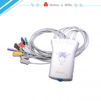China 12 Channel Stress Test Exercise Ecg Machine USB Cable Data Transmission wholesale
