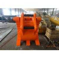 Buy cheap Hitachi ZX330 Excavator Grab Bucket  Heavy Duty Rock Grapples Mechanical Type from wholesalers