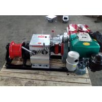 China manufacture Cable Winch,Powered Winches, material Cable Drum Winch wholesale